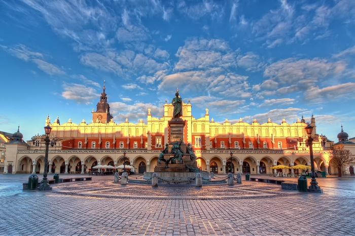 Krakow-Main-Square-Rynek-Główny